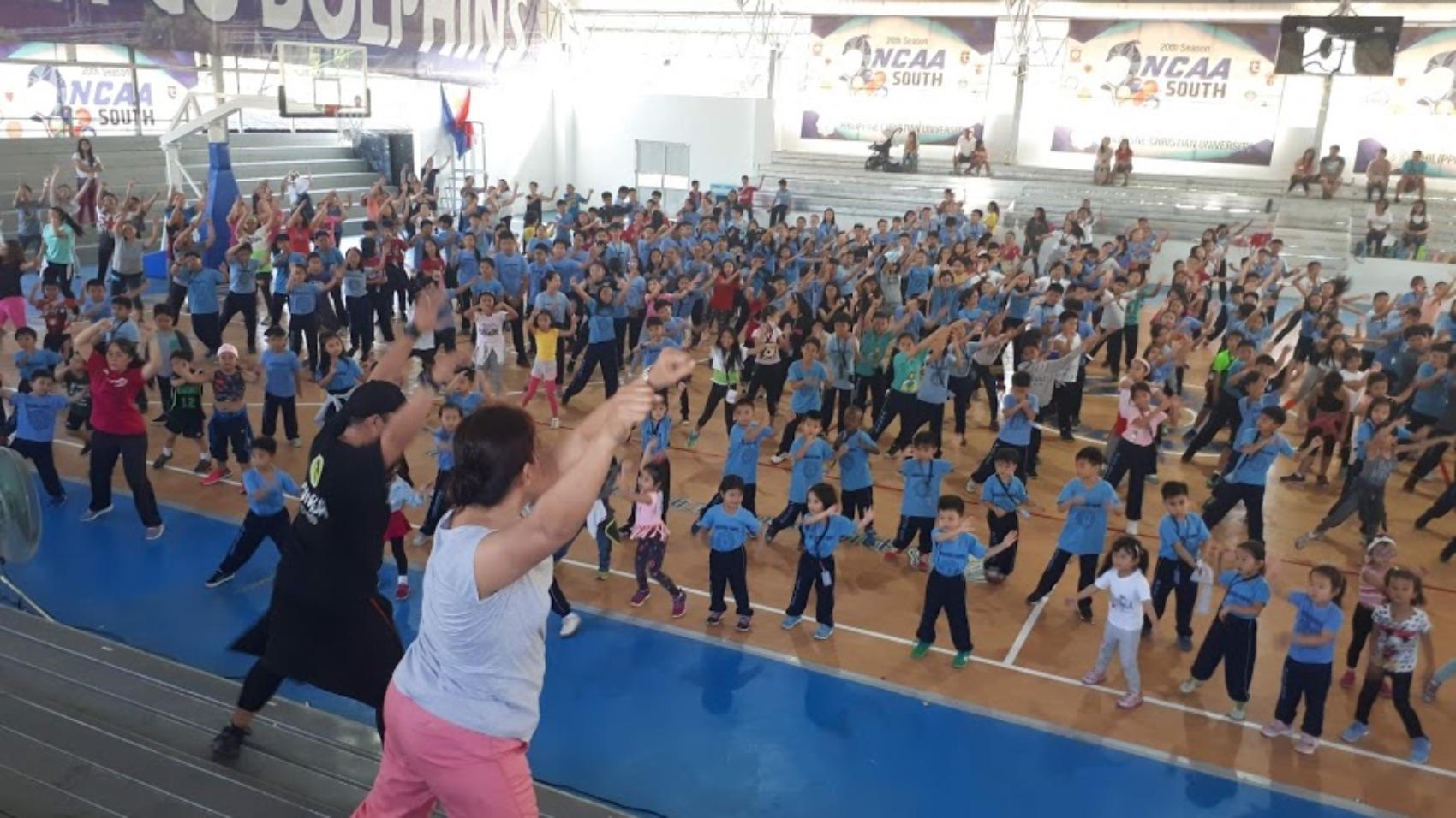 pcu aerobics