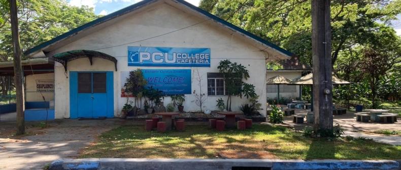PCU College Cafeteria