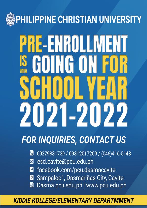 Pre-Enrollment-2021-2022-ESD