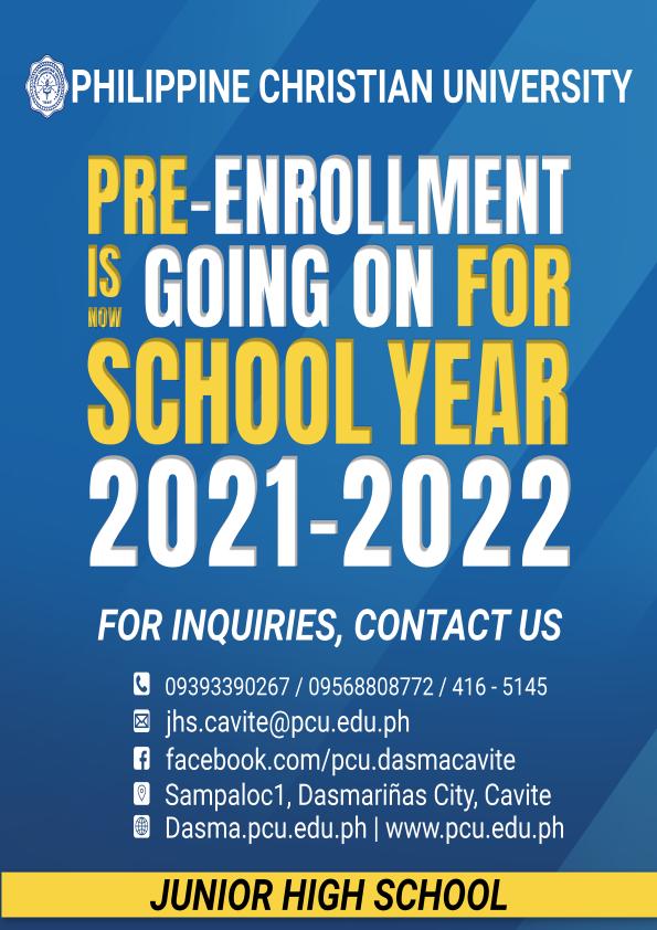 Pre-Enrollment-2021-2022-JHS